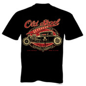 'Old School Gear Head' T-Shirt