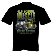 'Old School Muscle' T-Shirt
